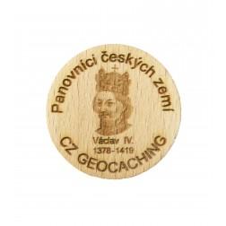 Panovnici CZ Vaclav IV